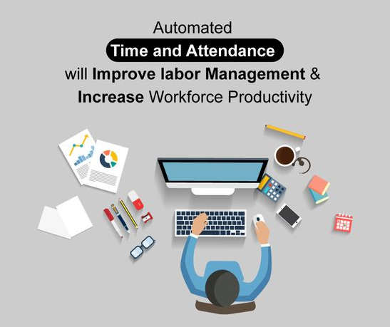 Time & Attendance Management Software Solutions